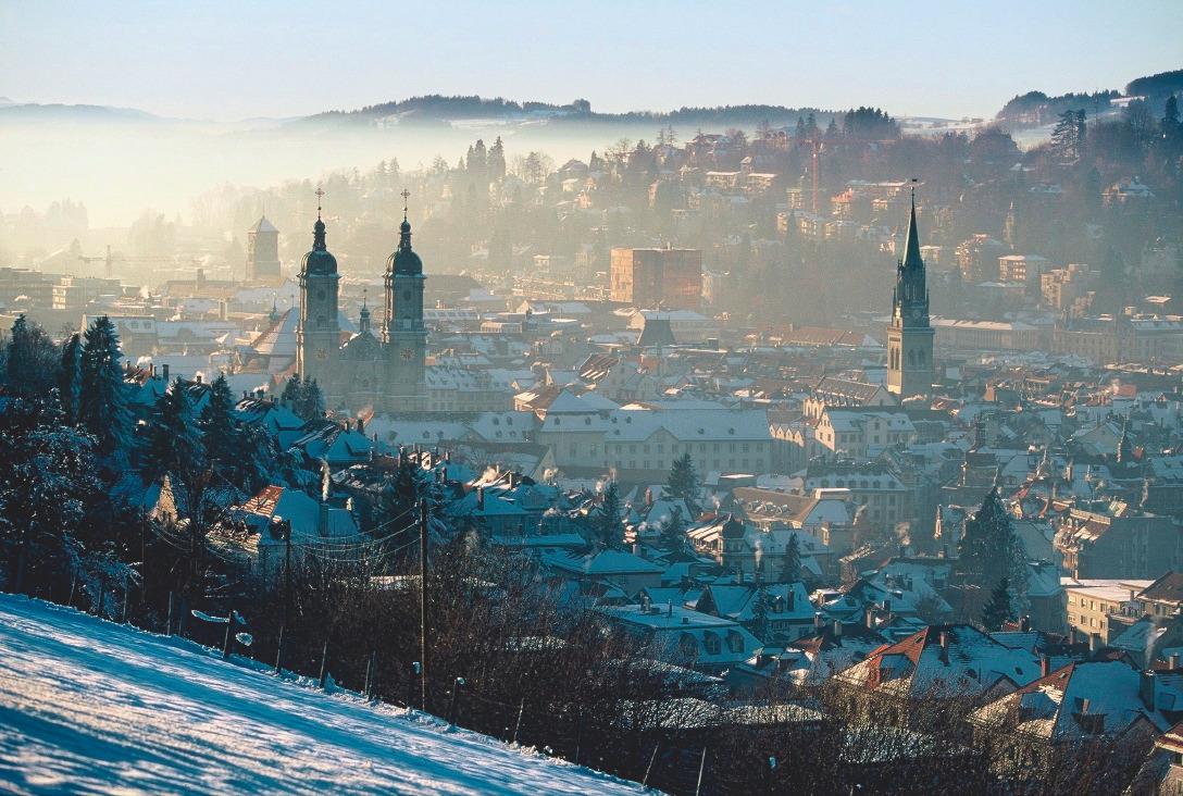Public Viewing Stadt St Gallen