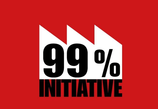 99%-Initiative