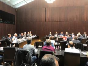 Conférence du 11 septembre 2019 sur la future de la Turquie
